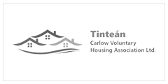 Tinteán Housing Carlow, a not For profit Company. Helping to Build Homes For People